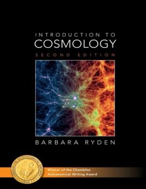 Book cover Introduction to Cosmology