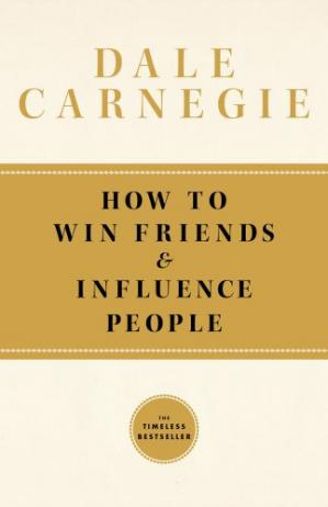 Sampul buku How To Win Friends and Influence People