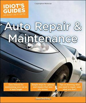 Book cover Auto Repair and Maintenance