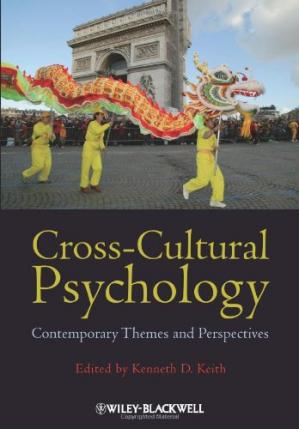 Book cover Cross-Cultural Psychology: Contemporary Themes and Perspectives