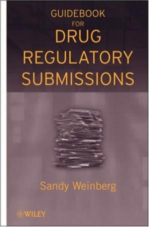 Sampul buku Guidebook for Drug Regulatory Submissions