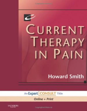 पुस्तक कवर Current Therapy in Pain: Expert Consult: Online and Print