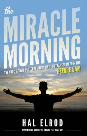 Buchdeckel The Miracle Morning