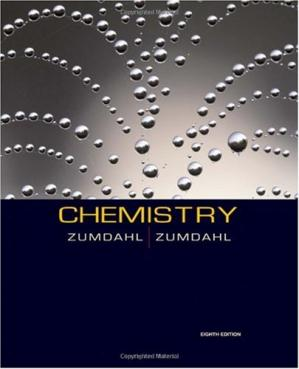 Book cover Chemistry, 8th Edition