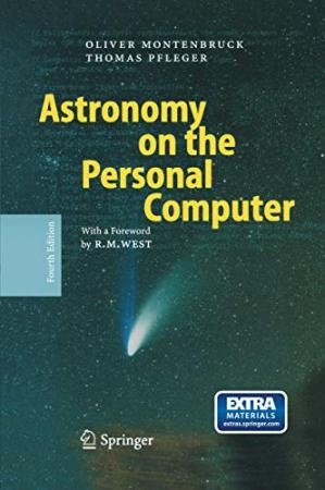 Book cover Astronomy on the Personal Computer