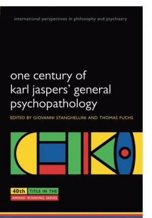 Sampul buku One Century of Karl Jaspers' General Psychopathology