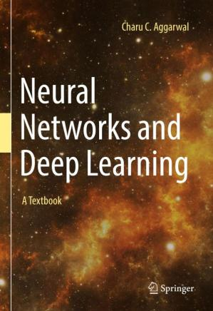 Book cover Neural Networks and Deep Learning: A Textbook
