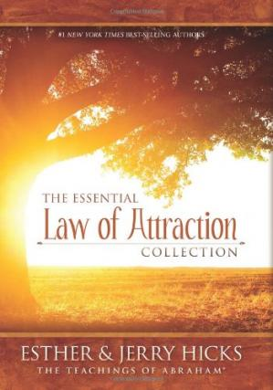 Buchdeckel The Essential Law of Attraction Collection