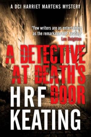Book cover A Detective at Death's Door