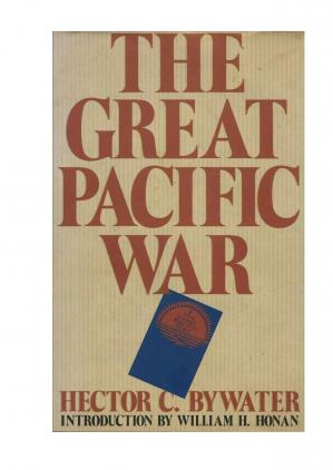 Εξώφυλλο βιβλίου The Great Pacific War; The American-Japanese Campaign of 1931-33