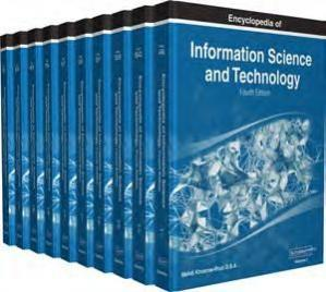 Обкладинка книги Encyclopedia of Information Science and Technology, Fourth Edition