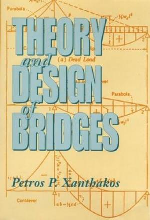 Book cover Theory and Design of Bridges