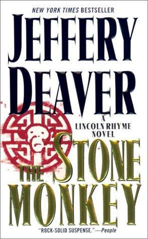 Book cover The Stone Monkey