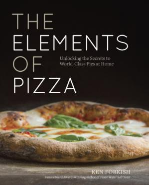 Sampul buku The Elements of Pizza: Unlocking the Secrets to World-Class Pies at Home