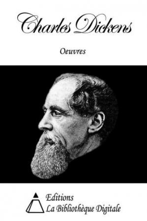 Book cover Oeuvres de Charles Dickens