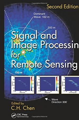 Обложка книги Signal and Image Processing for Remote Sensing