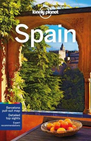Book cover Spain