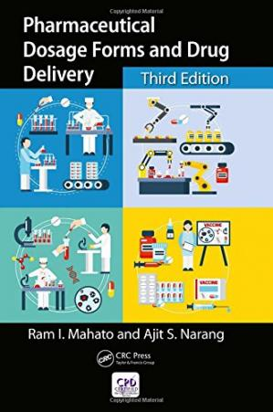 Buchdeckel Pharmaceutical Dosage Forms and Drug Delivery, Third Edition: Revised and Expanded