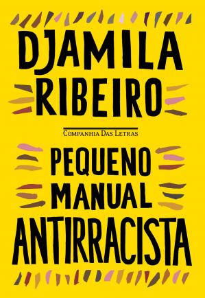 Book cover Pequeno manual antirracista