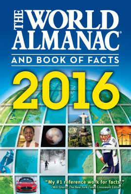 غلاف الكتاب The World Almanac and Book of Facts 2016
