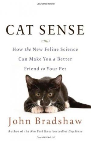 Book cover Cat Sense: How the New Feline Science Can Make You a Better Friend to Your Pet