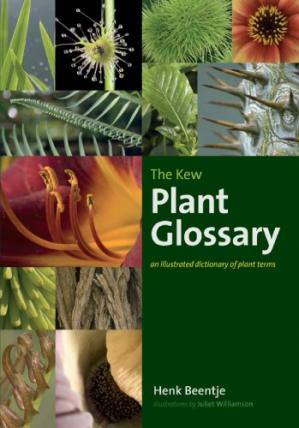 Book cover The Kew Plant Glossary: an Illustrated Dictionary of Plant Terms