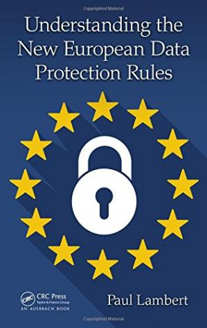 书籍封面 Understanding the New European Data Protection Rules