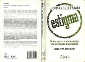 Book cover Estigma