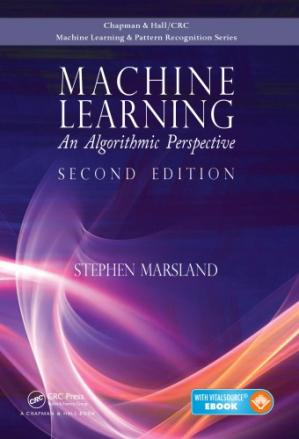 Book cover Machine Learning : an algorithmic perspective