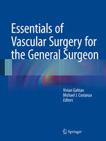 Book cover Essentials of Vascular Surgery for the General Surgeon