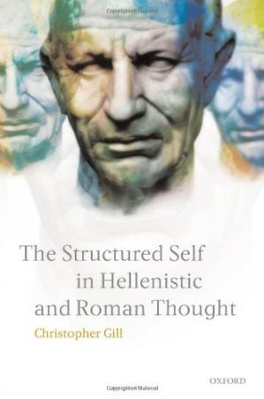 Book cover The Structured Self in Hellenistic and Roman Thought