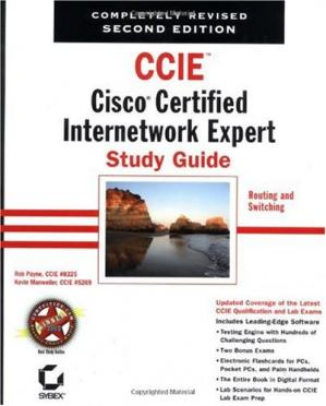 Book cover CCIE: Cisco Certified Internetwork Expert Study Guide - Routing and Switching