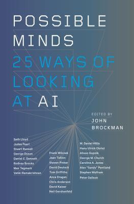 Book cover Possible Minds: 25 Ways of Looking at AI