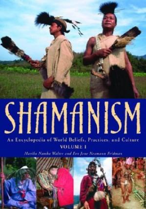 पुस्तक कवर Shamanism: An Encyclopedia of World Beliefs, Practices, and Culture (2 Volume Set)