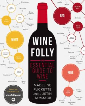 Book cover Wine Folly: The Essential Guide to Wine