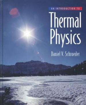 Book cover An Introduction to Thermal Physics