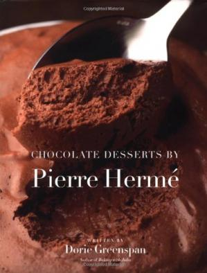 表紙 Chocolate Desserts by Pierre Hermé