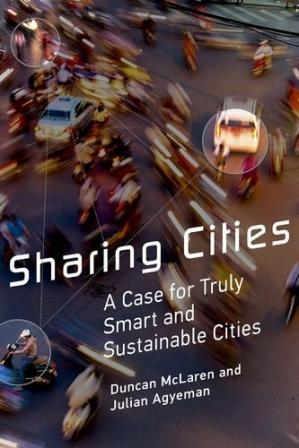 Book cover Sharing Cities: A Case for Truly Smart and Sustainable Cities