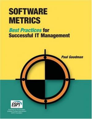 Обложка книги Software Metrics: Best Practices for Successful IT Management