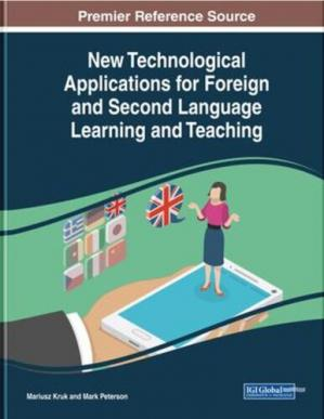 Book cover New Technological Applications for Foreign and Second Language Learning and Teaching