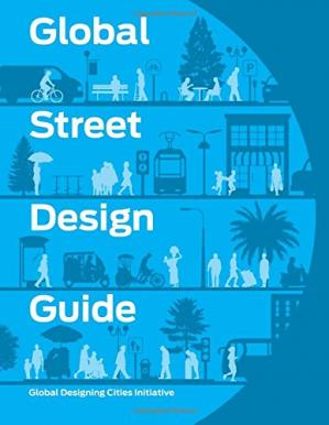 Book cover Global Street Design Guide