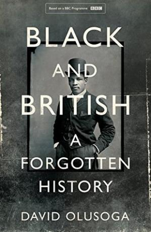 Book cover Black and British: A Forgotten History