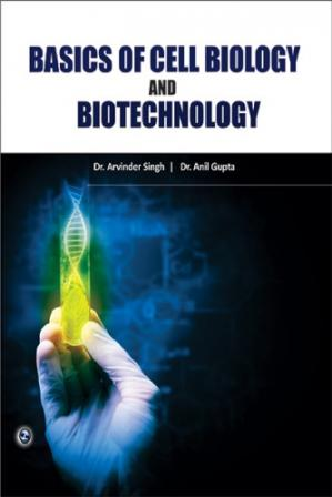Book cover Basics of Cell Biology and Biotechnology