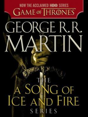 Book cover Game of Thrones 5-Book Bundle