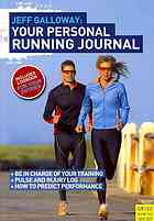 Portada del libro Your personal running journal