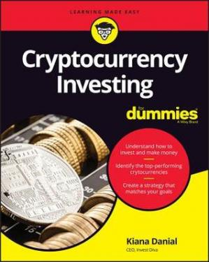 Book cover Cryptocurrency Investing for Dummies