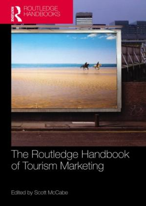 غلاف الكتاب The Routledge Handbook of Tourism Marketing