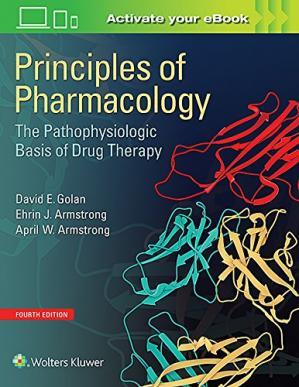 Portada del libro Principles of Pharmacology: The Pathophysiologic Basis of Drug Therapy