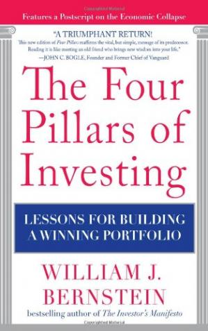 Book cover The Four Pillars of Investing: Lessons for Building a Winning Portfolio
