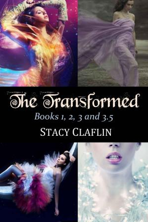 Book cover The Transformed Box Set: Books 1, 2, 3, 3.5